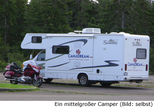 kanada unterwegs mit wohnmobil camper infos tipps. Black Bedroom Furniture Sets. Home Design Ideas