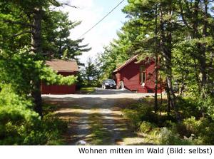 Ferienhaus Cottage Block Hütte