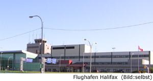 Halifax Stanfield Flughafen Airport
