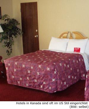 Hotel Kanada Kategorie