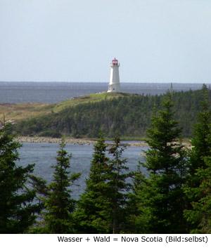 Klima Reisezeit Nova Scotia Cape Breton